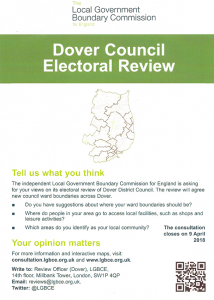 Electoral Review Poster
